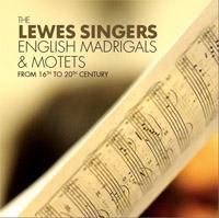 Lewes Singers CD