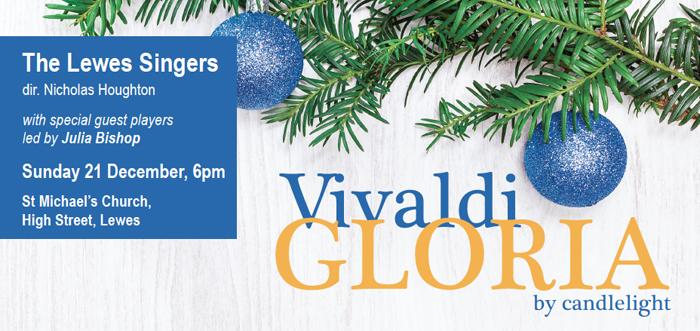 Vivaldi Gloria flyer